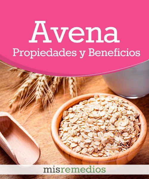 #Avena - Propiedades y Beneficios #PlantasMedicinales