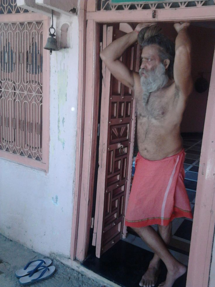 Encounter with an Aghori Baba in Rajasthan...