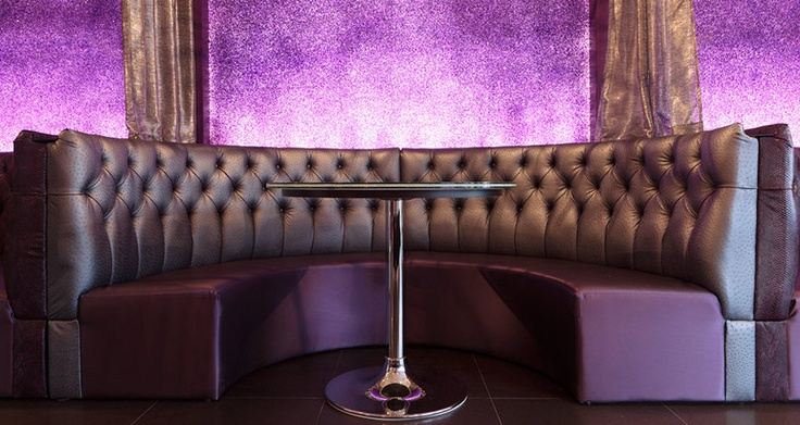 For a Bar we designed in Essex Vetro Bar