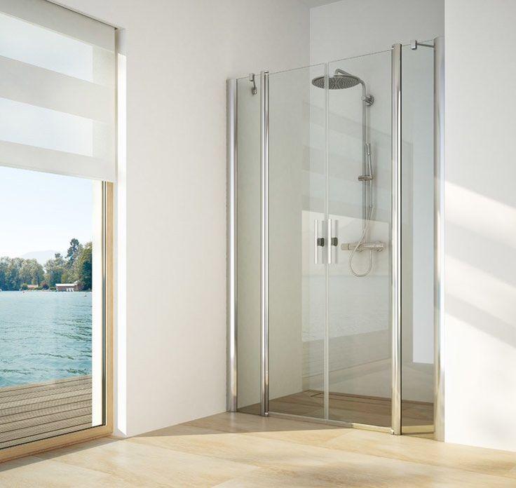 Die besten 25+ Duschtüren Ideen auf Pinterest gläserne - badezimmer 3d planer