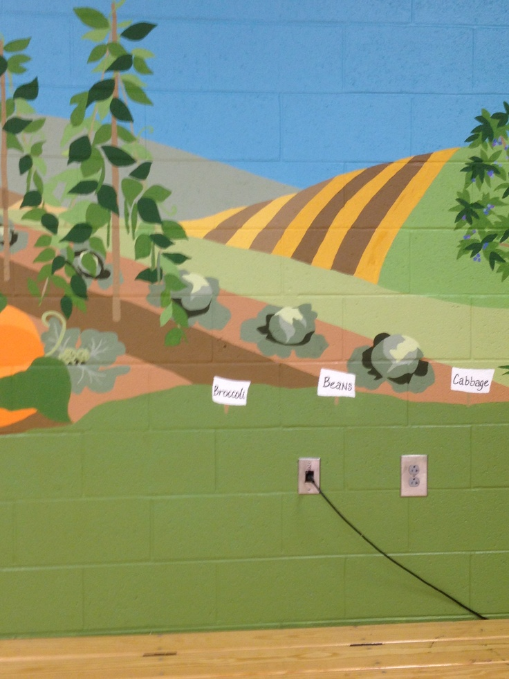 119 best images about school mural ideas on pinterest for Elementary school mural ideas
