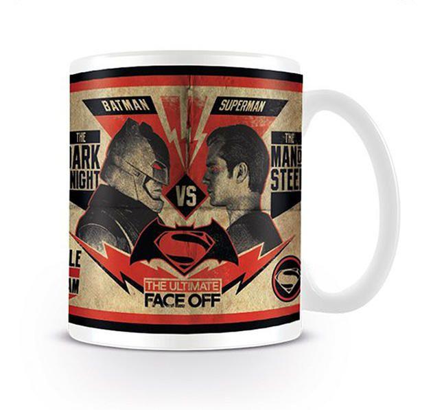 Batman vs Superman Tasse