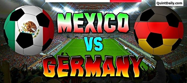 Germany Vs Mexico FIFA Confederations Cup 2017 Semi Final Results/Prediction Live - Watch Live Germany v Mexico Confederations Cup semi final Live Streaming