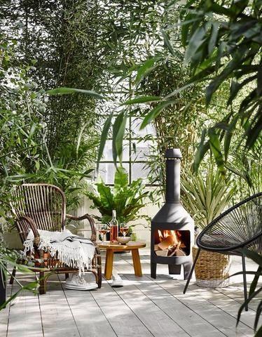 Ideas para decorar un jard n peque o muebles deco for Deco jardines pequenos