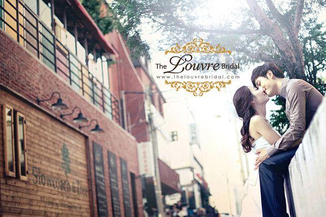 Korea pre-wedding, Korean Concept Bridal Photo @ www.thelouvrebridal.com (Official Partner of Korea Tourism Board)
