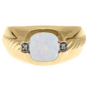 69 best Mens Opal Rings images on Pinterest Fine jewelry Mens