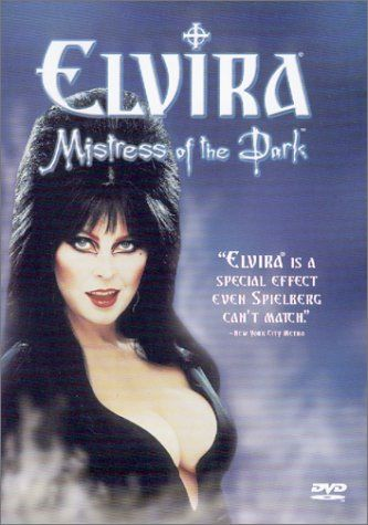 {Loved to watch the  late night horror movies with Elvira as host}