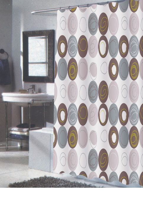 Extra Long Shower Curtain Liner 84 : Best shower curtain ideas