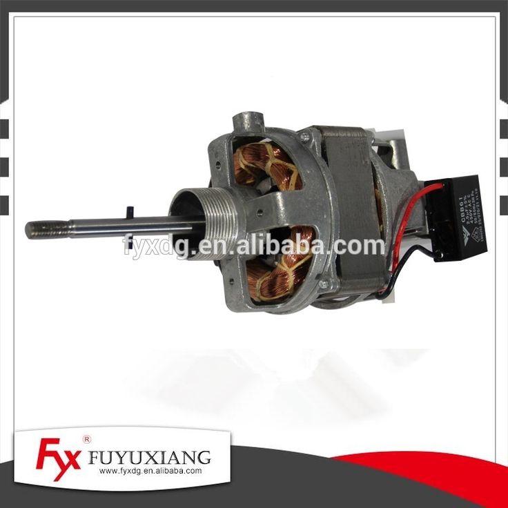 AC fan motor & 75*75mm motor & DC 12V fan motor