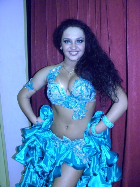 bellydance outfit