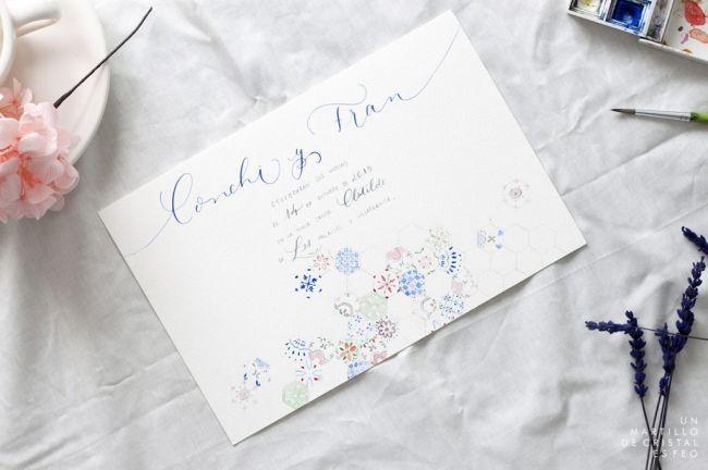 37 tipos de invitaciones de boda. ¡Toma nota e invita con estilo! Image: 32