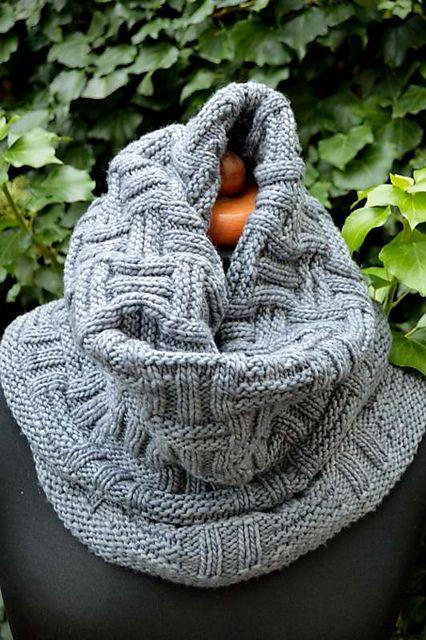 handgefärbte-Wolle-Strickpackung Sowohl als auch, Loop, wollträume, 100% Merino, handgefärbte Wolle, Zitron, knitcat