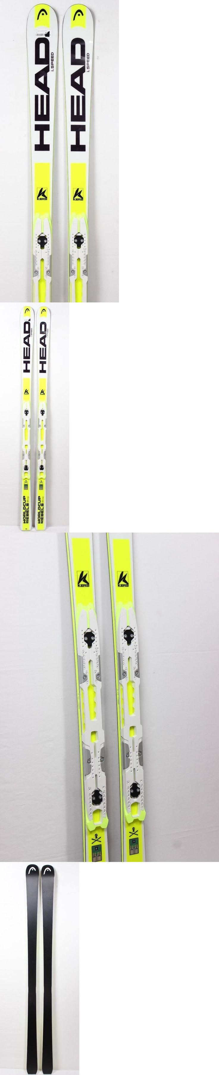 Skis 42814: 2016 Head World Cup Rebels I.Speed Skis -> BUY IT NOW ONLY: $324.99 on eBay!