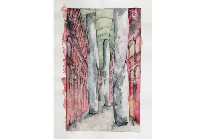 La galleria viene percepita come luogo ideale per la fruizione dell'arte comtemporanea
