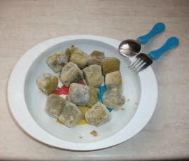 Ricetta DADO VEGETALE LEGGERO PER BAMBINI pubblicata da palmagiuliana79@gmail.com - Questa ricetta è nella categoria Alimentazione infantile