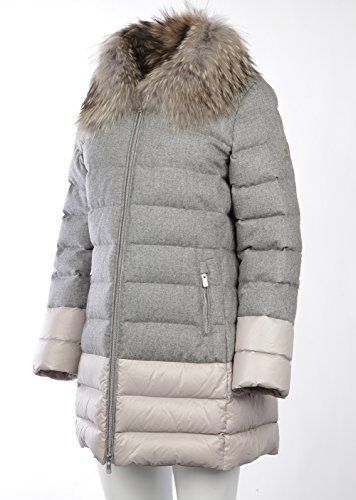 Montecore Women's Down Jacket Cx410p 152527 Heather Grey