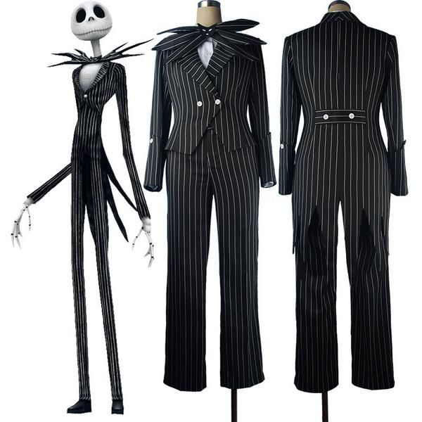 Nightmare Before Christmas Jack Skellington Women Costume