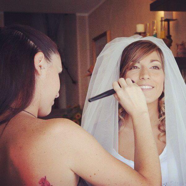 Giada Yu Gilardoni Make Up