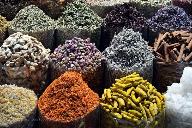 Spice Souk - Deira Dubai by sedmuc