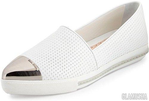 Отсутствие педикюра не проблема: 25 пар обуви с закрытым носом | GLAMUSHA.ru