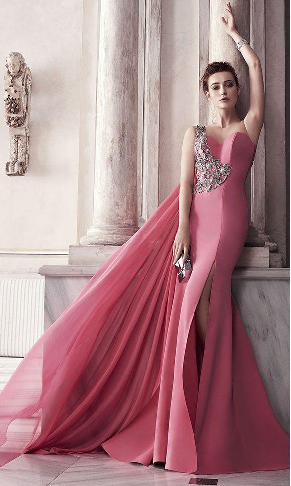 Mejores 921 imágenes de Evening Dresses Fashion en Pinterest | Alta ...