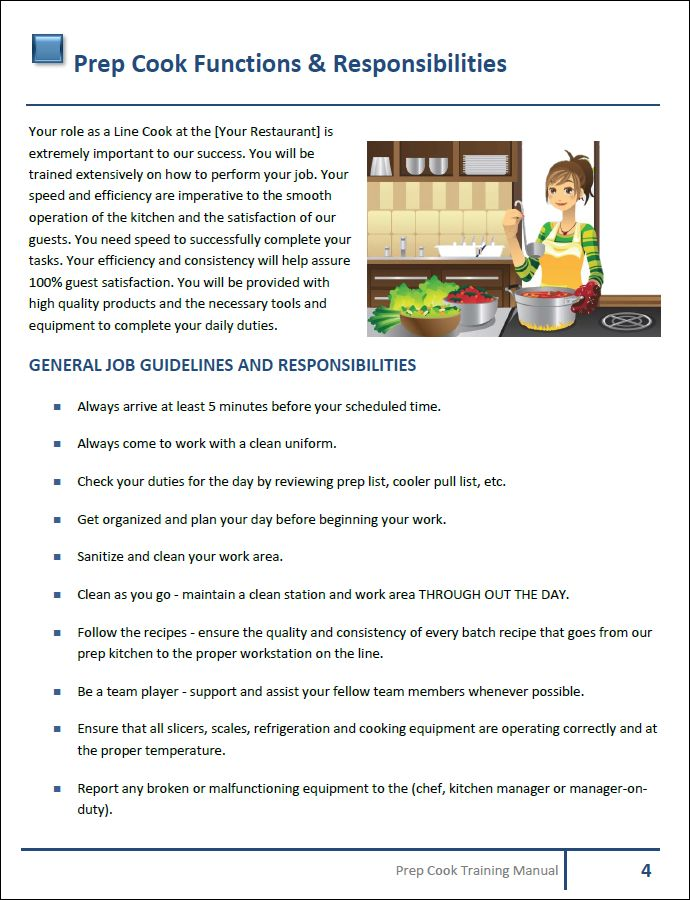 Using our restaurant employee training manual templates is the fast and easy way to save yourself hours and hours of researching, organizing and writing your...