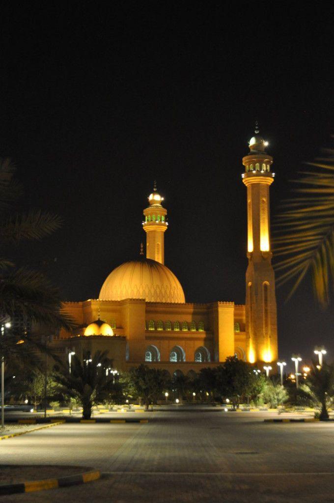 Al Fateh Mosque, Manama, Bahrain