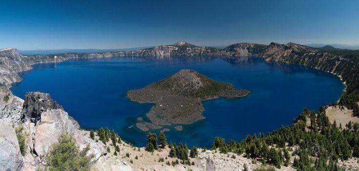 Crater Lake National Park, Národné parky v USA