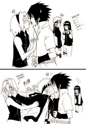 Naruto es todo un loquillo