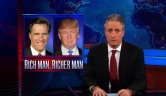 The Daily Show with Jon Stewart.  The world's greatest news team. This is how I learned that the Cookie Monster was bulimic.