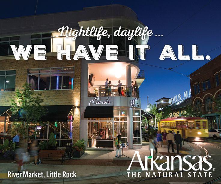 New Restaurants In River Market Little Rock Ar