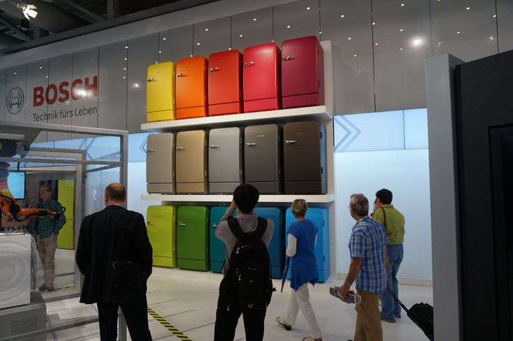Colorful refrigerators www.delfin.co.kr