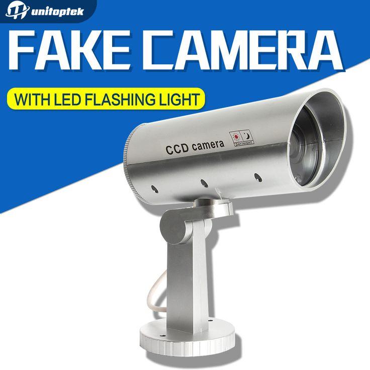 $17.13 (Buy here: https://alitems.com/g/1e8d114494ebda23ff8b16525dc3e8/?i=5&ulp=https%3A%2F%2Fwww.aliexpress.com%2Fitem%2FSecurity-Dummy-Camera-Outdoor-Fake-Cameras-For-Home-CCTV-Camera-With-Flash-Red-LED-Waterproof-CCTV%2F32669680124.html ) Security Dummy Camera Outdoor Fake Cameras For Home CCTV Camera With Flash Red LED Waterproof CCTV Camera for just $17.13
