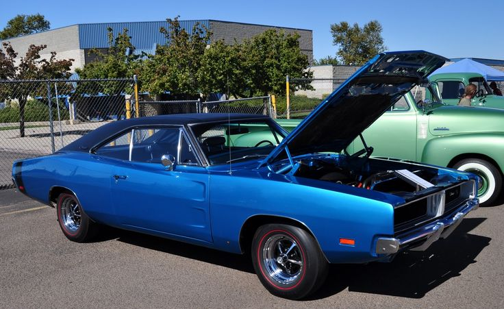 Just A Car Guy: 1969 Dodge Charger R/T