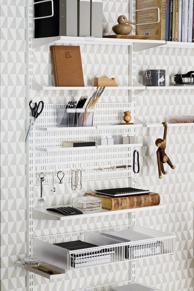 Top 25 ideas about biblioth que et tag res bookcases and shelves on pinter - Etagere modulable ikea ...