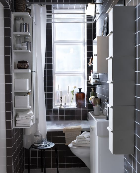 1000 ideas sobre peque o cuarto de ba o completo en - Banos pequenos y comodos ...