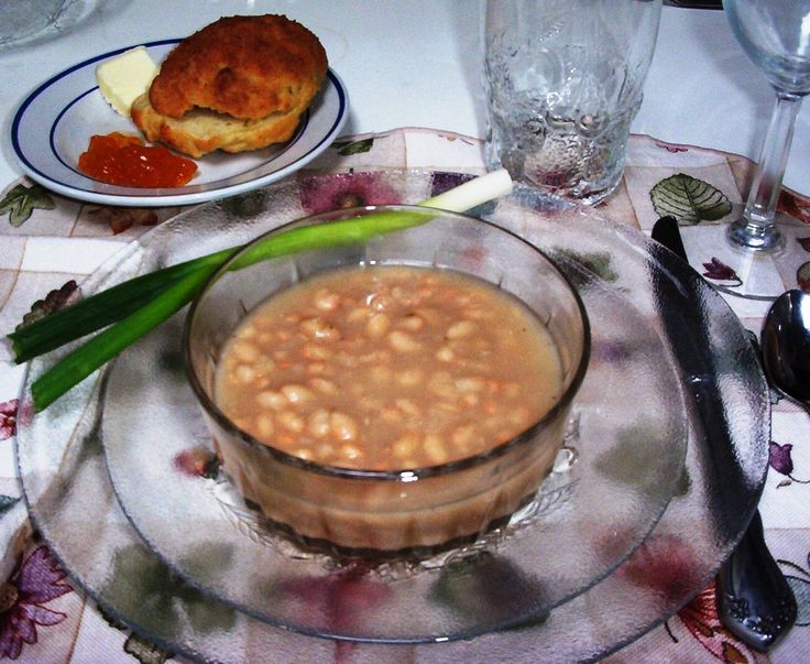 ... Soups on Pinterest | Black bean soup, Navy bean soup and Gluten free