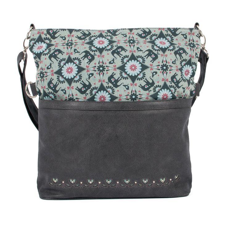 Fold Over Bag - Lucky