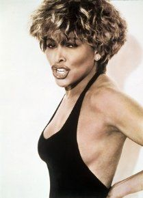 Tina Turner - still rocks at 70!  We should all look so great...and dance so great......and belt out a song like Tina does!!!