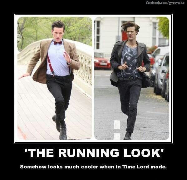 Doctor Who funnies: we adore him anyway!