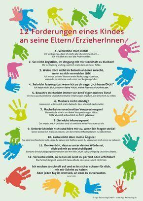 ILL e.V.12 Forderungen eines Kindes (das ist so wichtig!)