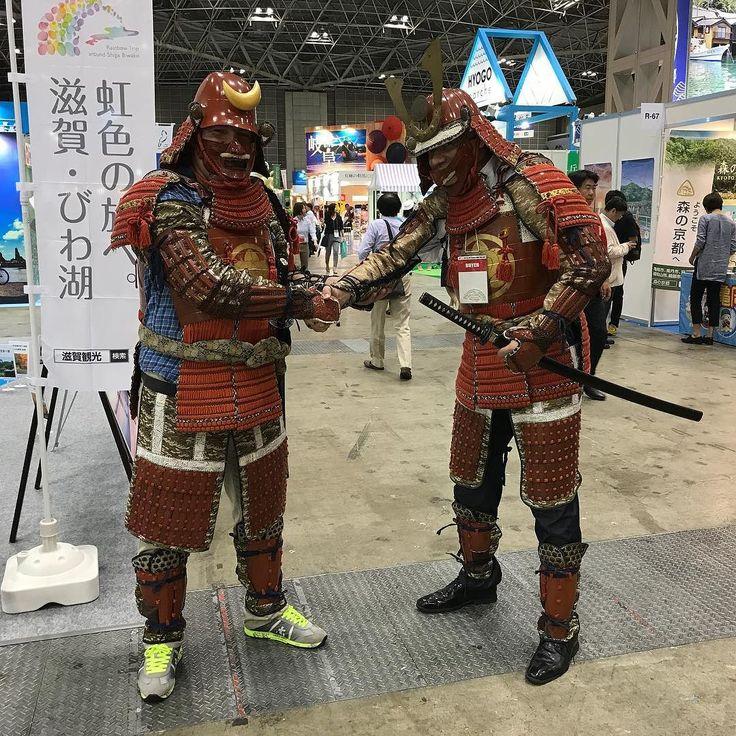 #Выставка туризма в #Токио - это #деловыепереговоры и новые #договоренности #Мидокоро #настоящаяяпония #самурай #чекаев #mice #tokyo #tourism #japan