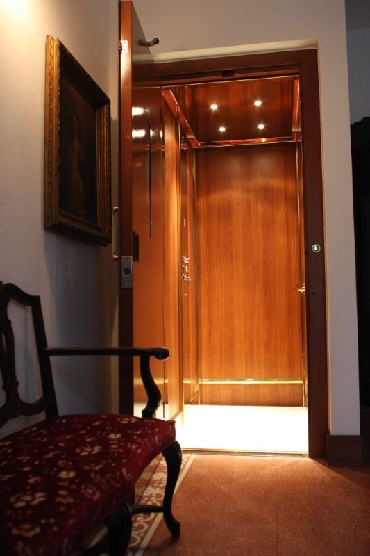 22 best images about home elevators on pinterest for Luxury home elevators