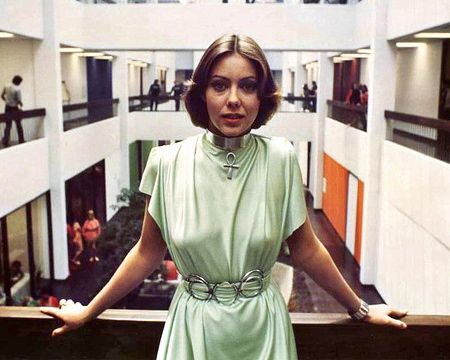 Jenny Agutter - Various sci-fi/fantasy movies including Logans Run, An American Werewolf in London,The Avengers, Captain America: The Winter Soldier