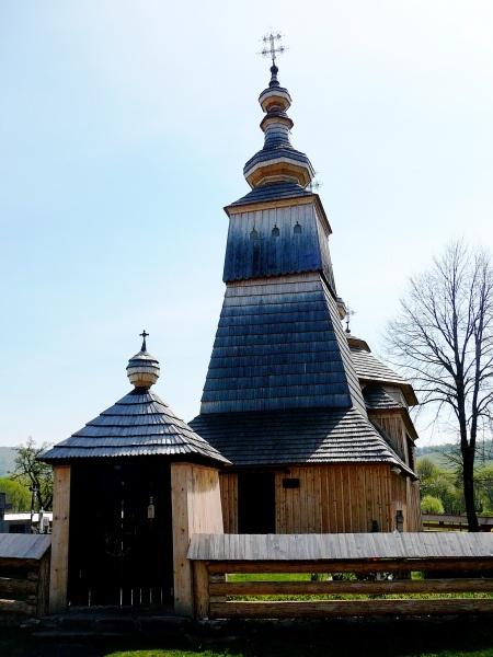 Wooden churches of Slovakia.