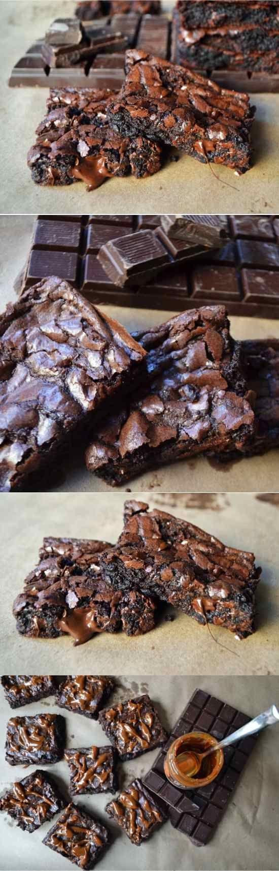 BETTER THAN A BOYFRIEND BROWNIES - brownies, butter, cake, chip, chocolate, dessert, recipes, vanilla