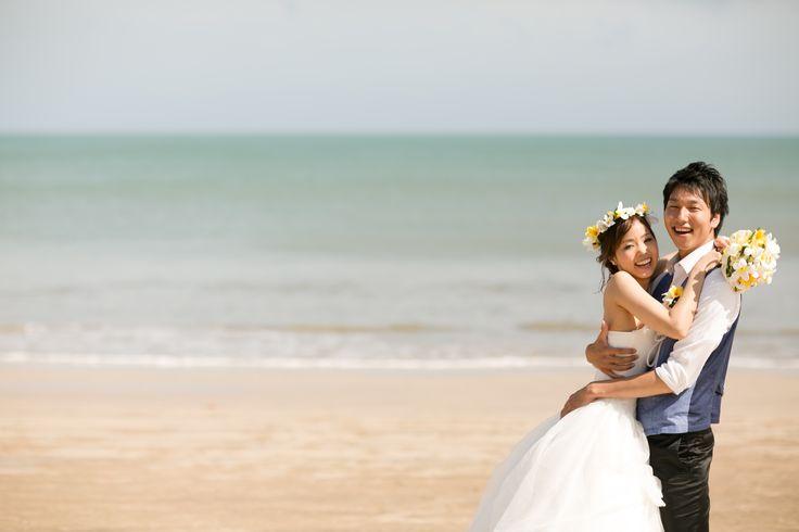 青空ビーチフォト #wedding #bali
