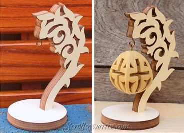 Scroll Saw Pattern Generator - WoodWorking Projects & Plans