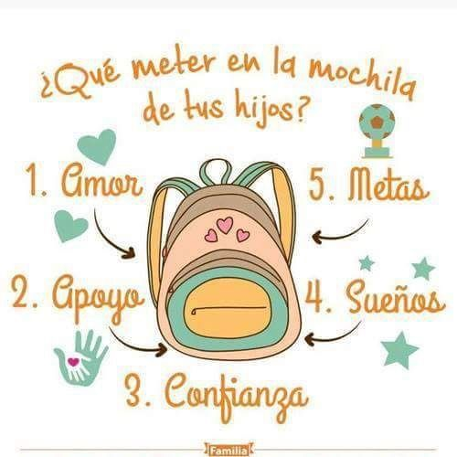 Frases de regreso a clases | back to school quotes | Feliz regreso a clases. | School quotes, Childrens education, First day of school