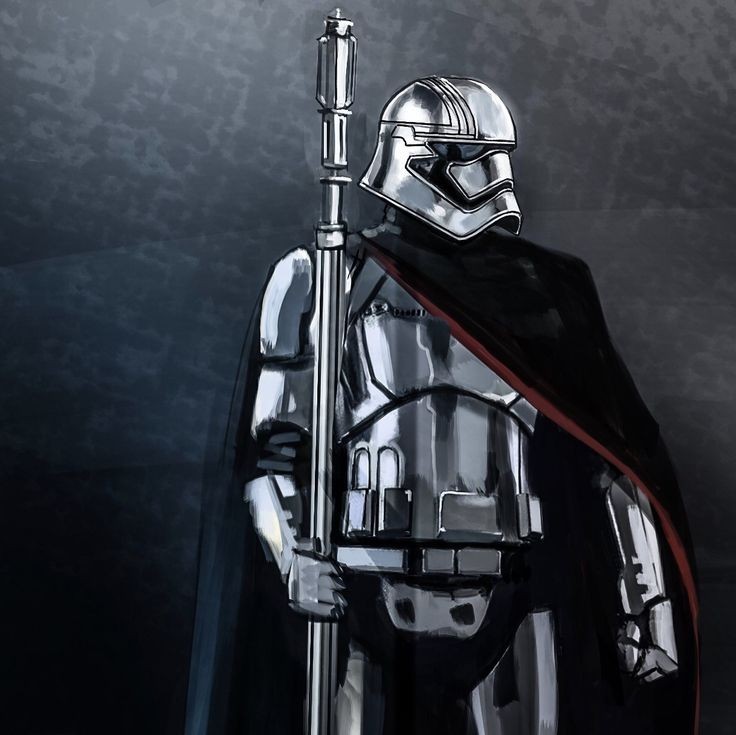 Captain Phasma | Star Wars: The Force Awakens